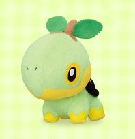 Pokemon: Best Wishes! Grass-Type
