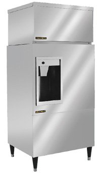 320 Pound Ice Maker