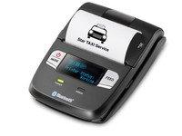 Star Micronics SM-L200, USB, Bluetooth 4.0 excl. MSR, power supply, 39633000 (excl. MSR, power supply incl. Battery pack, Sample paper roll, Belt clip, USB cable)