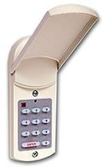 Domino Engineering GD1 KEYLESS ENTRY SYSTEM Hardwired Combination Garage Door Keypad (Door Entry System compare prices)