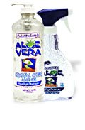 Fruit Of The Earth Aloe Vera Aloe Gel, Crystal Clear 20 oz (567 g)