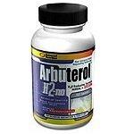 Universal Nutrition - Arbuterol - 60 Tablets