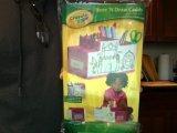 Crayola Store N Draw Caddy (Pink)