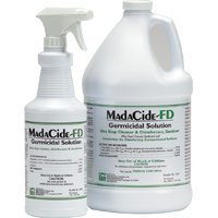 LY7021 - Madacide Fd Cleaner/Disinfectant, 1 Gal Bottle