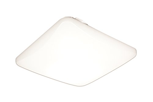 Lithonia Lighting Fmlsl 14 20830 M4 14-Inch 3000K Led Low Profile Square Flush Mount