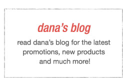 Read Dana's Blog