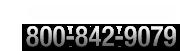 Customer Service 800-842-9079