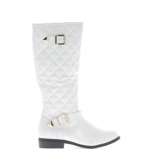 botte timberland femme blanche