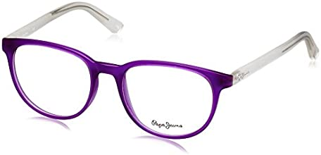 Pepe Jeans Wayfarer Eyewear Frame (Purple) (PJ3141|C4|51)