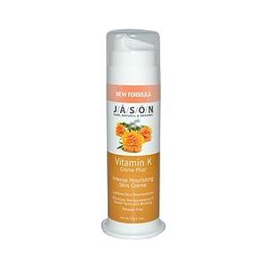 Jason Lightening Vitamin K Creme Plus - 2 oz