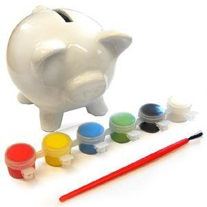 childrens-paint-your-own-ceramic-pottery-piggy-bank-christmas-gift-money-box