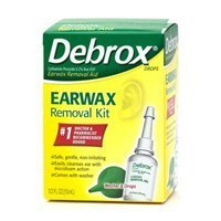 Debrox Earwax Removal Kit 1 kit by GlaxoSmithKline Consumer Health