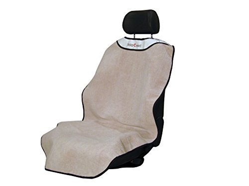 Happeseat Portable Moisture Wicking Athletic Car Seat Cover All Models Sand Color: Sand, Model: , Outdoor&Repair Store (Happeseat Car Seat Cover compare prices)