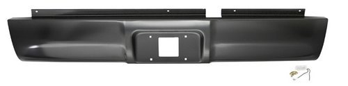 IPCW CWRS-94DG Dodge Pickup/RAM Steel Roll Pan with License Plate Hole and Light (Dodge Roll Pan compare prices)