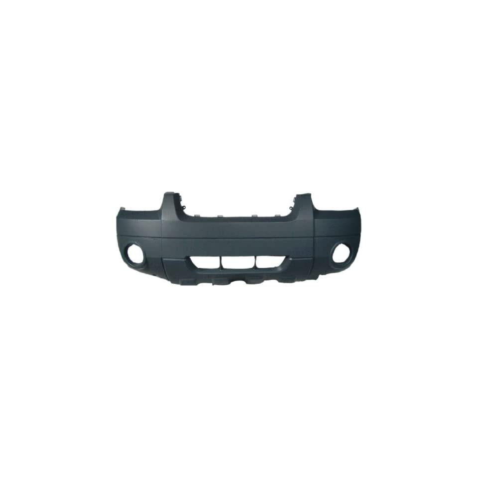 OE Replacement Ford Escape Front Bumper Cover (Partslink