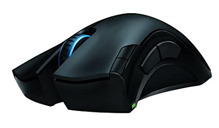 Mamba 2012 Elite Ergonomic Wireless Gaming Mouse
