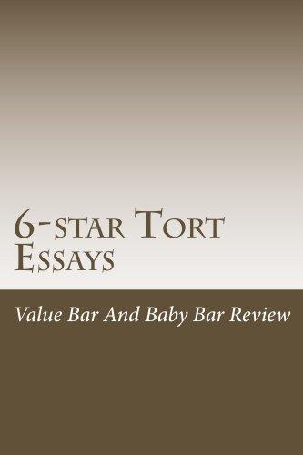 torts essays