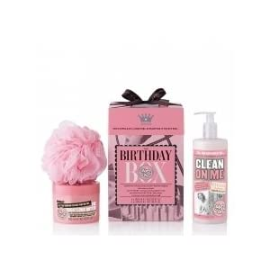 Soap & Glory Birthday Box Gift Set.