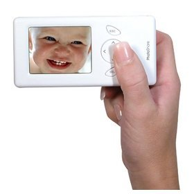 PhotoShare 2.4-Inch Digital Photo Album
