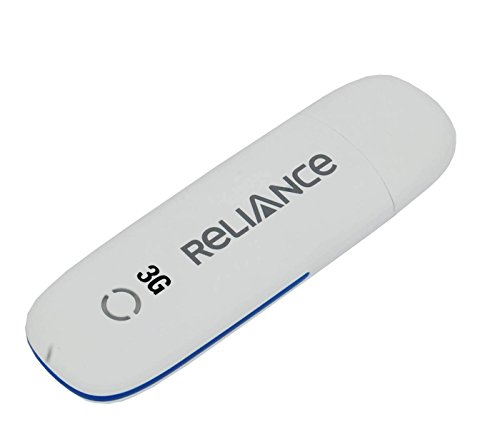 Reliance MF190 Fully Unlocked 3G 2G USB Modem Dongle Datacard
