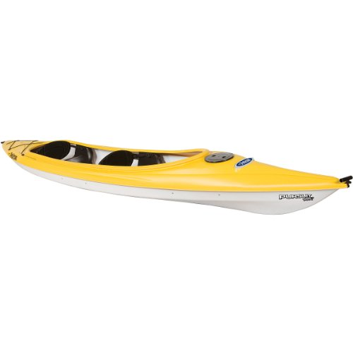 Cheap Pelican Pursuit 140T Kayak Yellow / White (B007FOWQ0Q)