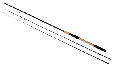 Shakespeare Agility Barbel Rod - Black, 12 Ft