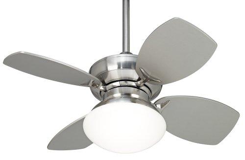 28 Hana Bay Brushed Nickel Ceiling Fan Inexpensive