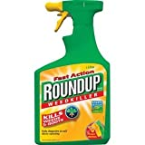 Value Pack of 2 - Roundup Fast Action 1 Litre Ready to Use Weedkiller
