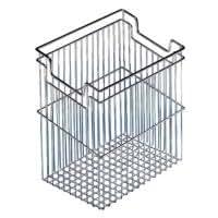 Richelieu 4056140 Polished Chrome Universal Tilting Laundry Basket