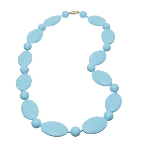 Amazing!!! Jelly Strands Ellis Baby Teething Necklace Turquoise