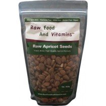 Apricot Seeds (Raw and Bitter) - 1Lb