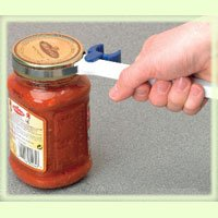 Mighty Lever Jar and Bottle Opener - Jar and Bottle Opener