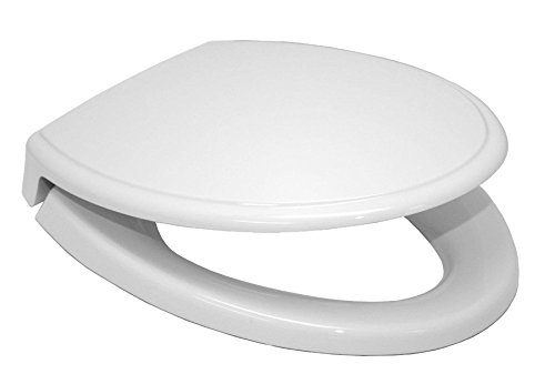 Toto Ss114#01 Traditional Softclose Elongated Toilet Seat, Cotton White front-165066