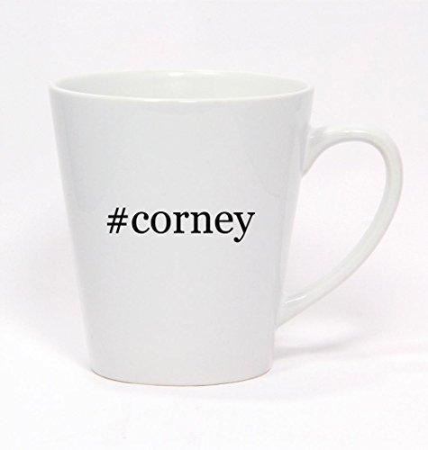 #corney - Hashtag Ceramic Latte Mug 12oz (Corney Ware compare prices)