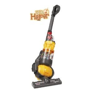 Toy / Game Colorful Toy Vacuum- Dyson Ball With Real Suction And Sounds - Creates Realistic Role Play