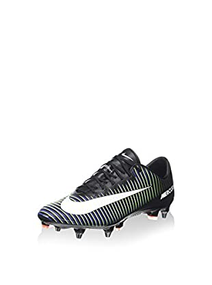 Nike Botas de fútbol Mercurial Vapor Xi Ag-Pro (Negro)