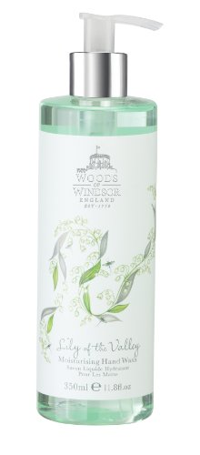 Woods of Windsor Lily Of The Valley Detergente Mani 350ml