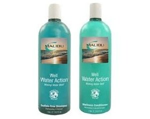 MALIBU Hard Water Wellness Shampoo and Conditioner