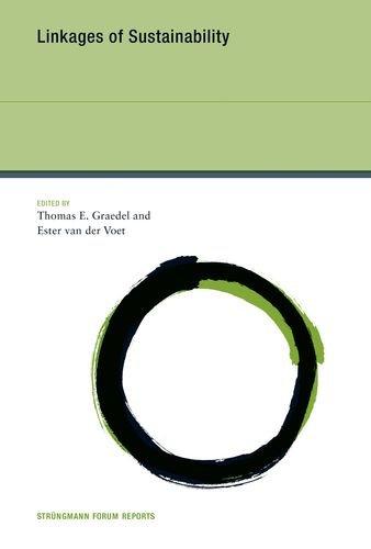 Linkages Of Sustainability (Strüngmann Forum Reports)