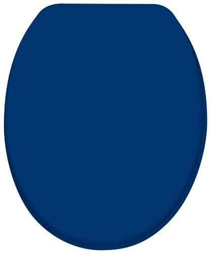 Meubles Lavabo Salle De Bain Leroy Merlin : Abattant WC bleu  Abattant Wc