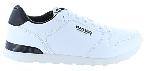Scarpe sport per Uomo BASS3D 40098 C NEGRO size-map 44