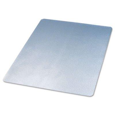 Deflect-O Economat Vinyl Nonstudded, No Bevel Chair Mat For Bare Floor, 46 X 60, No Lip (Defcm21442f)
