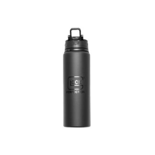 Glock Perfection OEM 28 Ounce Aluminum Sports Hydration Water Bottle
