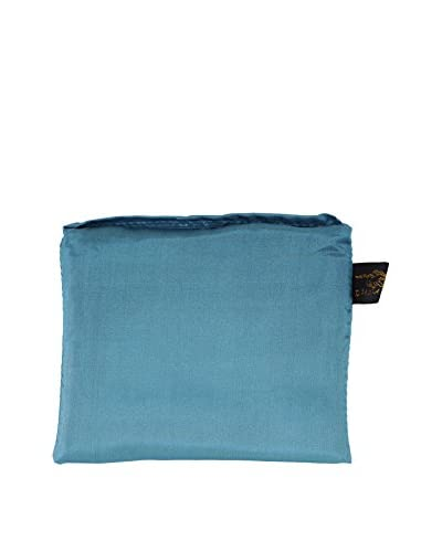 Yala Designs Pocket Pillowcase, Dusty Blue