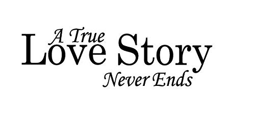 true love never ends quotes images