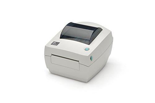 Zebra Technologies GC420-200510-000 Printer, Direct Thermal, 203 Dpi Resolution, EPL and ZPL LANguage, 8 MB SD RAM (Zebra Label Printer Thermal compare prices)