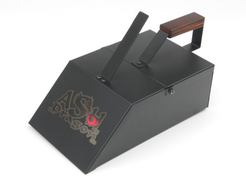Ash Dragon Dustless Scoop Shovel Hot Ash Removal