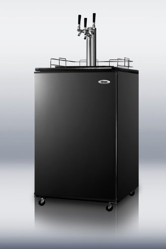 Summit SBC490TRIPLE Triple Tap Beer Dispenser