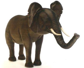 Giant Ride Sized Elephant