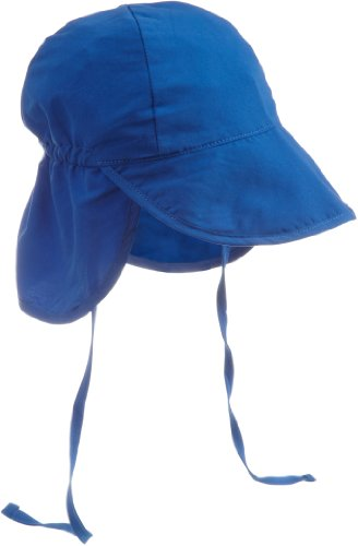 i play. Unisex-Baby Newborn Solid Flap Sun Protection Hat